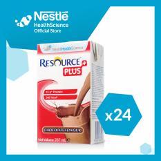 Buy Cheap Resource® Plus Liquid Chocolate 237Ml X 24