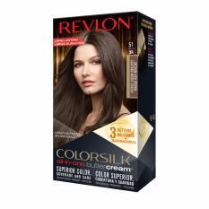 Cheapest Revlon® Colorsilk Buttercream™ 51 Medium Ash Brown New Packaging Online