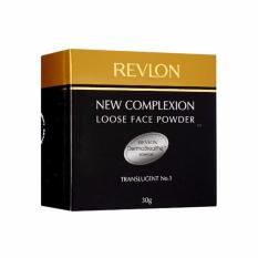 Revlon New Complexion Loose Face Powder Translucent No 1 Reviews
