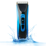 Price Comparison For Riwa Re 750A High Quality Ce Certificated 7 Level Waterproof Professional Hair Trimmer Blue Color Cordless Hair Clipper For *d*lt Or Baby