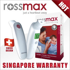 Rossmax 2 In 1 Non Contact Temple Thermometer Ha500 Rossmax Cheap On Singapore