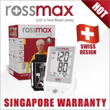 Rossmax Automatic Blood Pressure Monitor Ac701 On Singapore
