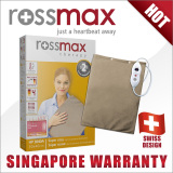 Compare Price Rossmax Heating Pad Heat And Pain Hp3040A Rossmax On Singapore