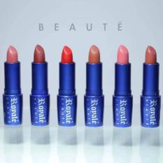 Low Price Royale Long Lasting Lipstick And Matte Lipstick Value Set Of 6 Shades Made In France