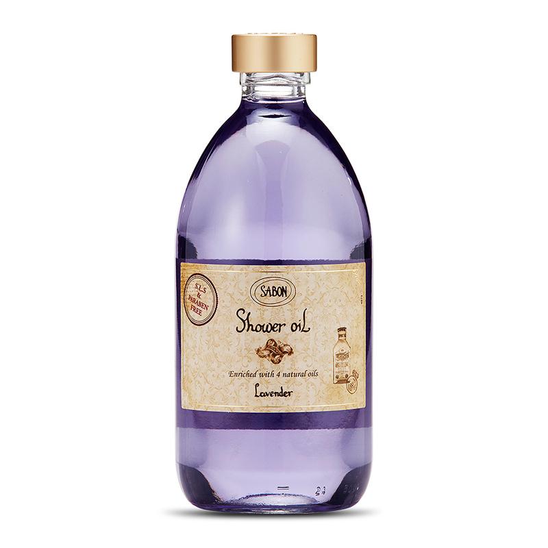 Buy Sabon Shower Oil 17.59oz, 500ml (# Lavender) Singapore