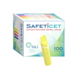 How To Get Safeticet™ Universal Safety Lancet Sc 150 Yellow 100S 28G 1 5Mm