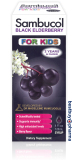 Sambucol Black Elderberry Immune System Support For Kids 120Ml Coupon