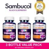 Discount Sambucol Kids Immunity Gummies Value Pack Singapore