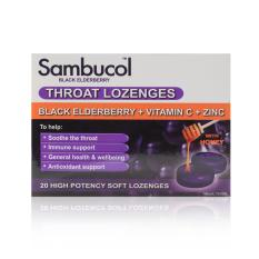 Sale Sambucol Lozenges 20 S Sambucol Cheap