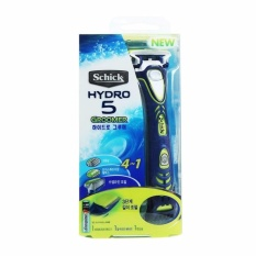 Top Rated Schick Hydro5 Groomer 4 In 1 Trimmer Genuine Intl