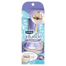 Schick Intuition Coconut Kit 1 Piece By Watsons.
