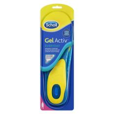 Who Sells The Cheapest Scholl Gelactiv Insole Everyday Female Online