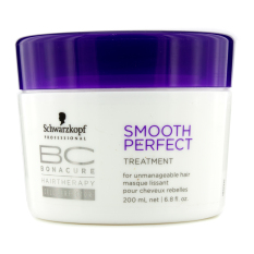 Purchase Schwarzkopf Bc Smooth Perfect Treatment For Unmanageable Hair 200Ml 6 8Oz Online