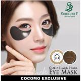 Sale Shangpree Pearl Black Eye Mask Cocomo Shangpree Branded