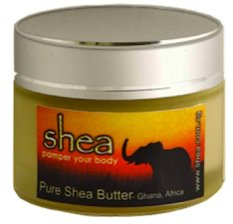 Shea Butter Pure Unrefined for Eczema and Stretch Marks