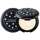 Sheene Cc Mineral Perfect Finish Compact Foundation Spf 25 Pa C1 Light Shopping