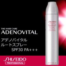 Where Can I Buy Shiseido Adenovita Root Spray For Thining Hair 220Ml