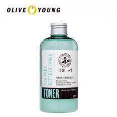 Price Shingmulnara Tea Tree Refresh Toner 255Ml Teatree Toner Oliveyoung Korean Selection Online