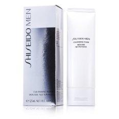 Price Shiseido Men Cleansing Foam 125Ml 4 2Oz Shiseido Hong Kong Sar China