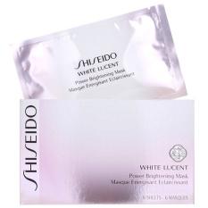 Buy Shiseido White Lucent Power Brightening Mask 27Ml X 6Pcs Cheap Singapore