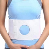 (Size M)Ostomy Abdominal Brace Waist Support Wear On The Abdominal Stoma To Fix Bag And Prevent Parastomal Hernia For Men And Women Intl Best Price