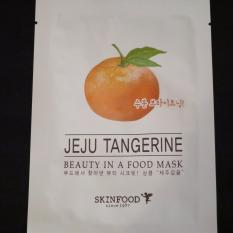 Skinfood Jeju Tangerine Masks 10 Pieces Price