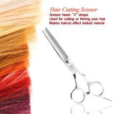 Smith Chu Hair Cutting Scissor Professional Hair Shear Hair Thining For Hairdressing Salon Adult & Children Haircut Scissor (export) By Tomtop.