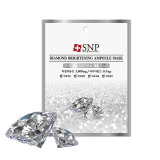 Price Snp Diamond Brightening Ampoule Mask 25Ml X 10Pcs Intl Snp Original