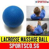 Buy Sportsco Silica Lacrosse Massage Ball Blue Sg On Singapore