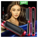 Straight Human Hair Mini Portable Ceramic Hair Professional Ceramic Hair Straightener Ceramic Hair Styler Electric Comb On Line