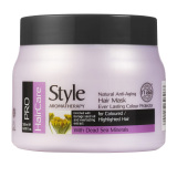 Compare Prices For Style Aromatherapy Dead Sea Color Protect Hair Mask 500Ml