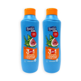 Buy Pack Of 2 Suave Kids Watermelon 3 In 1 Shampoo And Conditioner Body Wash 665Ml 1876 Cheap Singapore