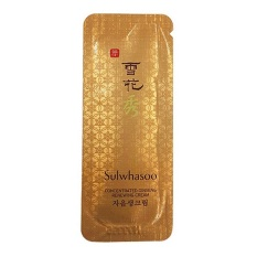 Buy Sulwhasoo Concentrated Ginseng Cream 1Mlx30Ea Intl Cheap South Korea