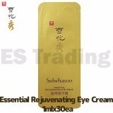 Price Sulwhasoo Essential Rejuvenating Eye Cream 1Mlx30Ea 30Ml Koreacosmetic Intl On South Korea