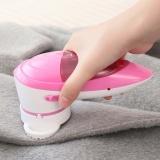 Best Price Sunshop Handheld Electric Sweater Fluff Lint Remover Blanket Fuzz Shaver Trimmer Intl