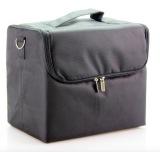 Superlady Professional Makeup Box Make Up Bag Make Up Case Black Color Intl China