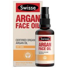 Discount Swisse Argan Face Oil 50 Ml Swisse Singapore