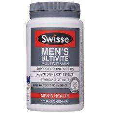 Buy Swisse Men S Ultivite Multivitamin 120 Tablets Swisse Cheap
