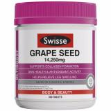 Compare Prices For Swisse Ultiboost Grape Seed 14 250Mg 300 Tablets