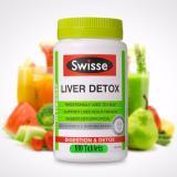 Compare Swisse Ultiboost Liver Detox 180 Tablets Big Sale