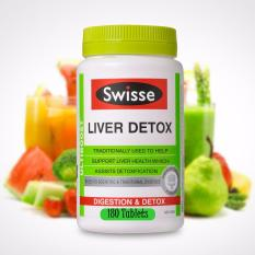 Buy Swisse Ultiboost Liver Detox 180 Tablets Big Sale Online Singapore