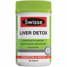 Deals For Swisse Ultiboost Liver Detox 200 Tablets