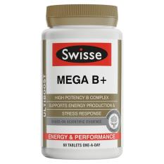 Swisse Ultiboost Mega B 60 Tablets Best Buy