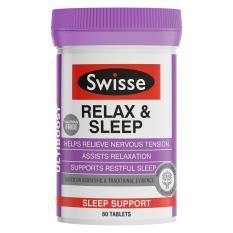 Buy Swisse Ultiboost Relax Sleep 60 Tablets Swisse