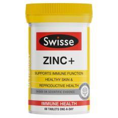 Get The Best Price For Swisse Ultiboost Zinc 60 Tablets
