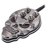 Buy Tattoo Machine Power Supply Foot Pedal Switch Skull Intl Online China
