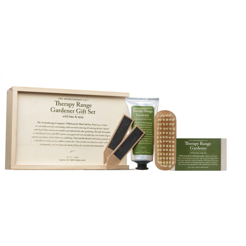 Buy The Aromatherapy Co. Therapy Gardener Gift Set Singapore