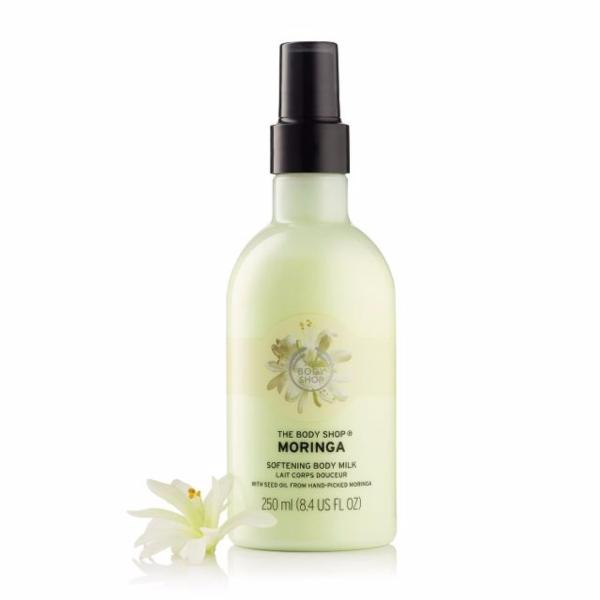 Buy The Body Shop Moringa Body Milk (250ML) Singapore