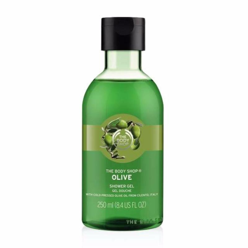 Buy The Body Shop Olive Shower Gel (250ML) Singapore