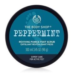 Purchase The Body Shop Peppermint Pumice Foot Scrub 100Ml Online